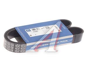 Ремень приводной поликлиновой 8PK1020 DIESEL TECHNIC 215361, 8PK1020