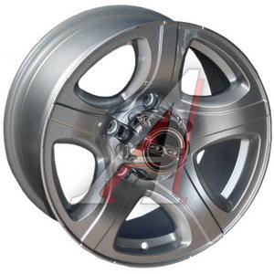 Диск колесный УАЗ литой R16 S TECH Line 622 5x139,7 ЕТ10 D-108