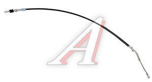 Трос стояночного тормоза ГАЗ-3306,3309,ПАЗ-3205 задний правый АВТОПАРТНЕР 3307-3508180, 3307-3508180-02