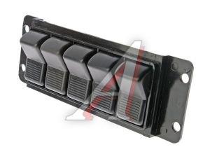Блок выключателей ПАЗ (5-и клавишный) АВТОАРМАТУРА 53.3710-02.17
