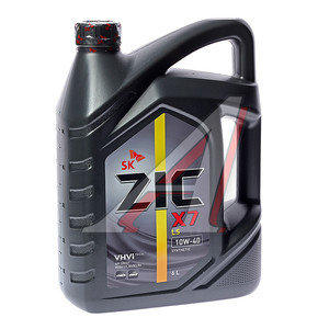 Масло моторное X7 LS(A PLUS) синт.6л ZIC ZIC SAE10W40, 172620