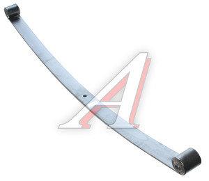 Лист рессоры ГАЗ-3302 передней №1 м/листовой с сайлентблоками L=1500мм ЧМЗ 3302-2902101+, 3302-2902101