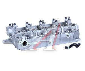Головка блока HYUNDAI Starex H-1 (01-) дв.D4BH (электрический ТНВД) цилиндров металл WIA 22100-42402