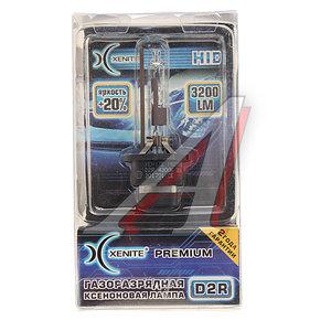 Лампа ксеноновая D2R 35W P32d-3 85V 4300K +20% бокс Premium XENITE Xenite D2R, 1002007