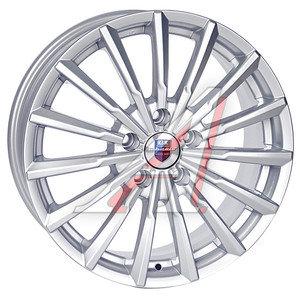 Диск колесный литой HYUNDAI Santa Fe (-13) KIA Sorento (-12) R17 Акцент БП КС-562 K&K 5х114,3 ЕТ41 D-67,1
