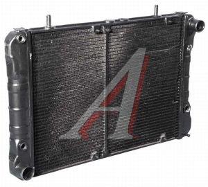 Радиатор ГАЗ-2217,33021 медный 2-х рядный Н/О ЛРЗ 330242-1301010, 115.1301010-01