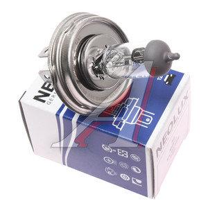 Лампа H4 12Vх60/55W (P45t-41) RALLY NEOLUX NHB12, NL-HB12,
