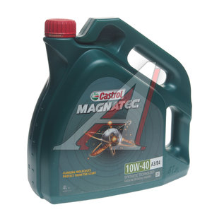 Масло моторное MAGNATEC R A3/B4 п/синт.4л CASTROL CASTROL SAE10W40, 156EB3