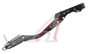 Лонжерон пола ВАЗ-2108-09 задний правый АвтоВАЗ 2108-5101372, 21080510137200