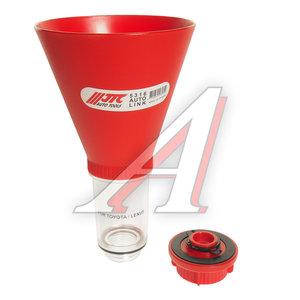 Воронка 125мм пластиковая М37хP3.0 для масла JTC JTC-5316