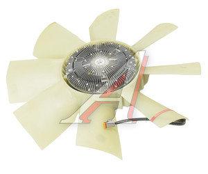 Вентилятор ЯМЗ-651.10 с вязкостной муфтой АВТОДИЗЕЛЬ 651.1308010