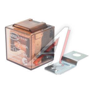 Реле электромагнитное 24V 5-ти контактное с кронштейном ENERGO Италия RS-5-24V, 901.3747