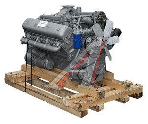 Двигатель ЯМЗ-238М2-4 (КрАЗ) без КПП и сц. (240 л.с.) АВТОДИЗЕЛЬ № 238М2-1000190
