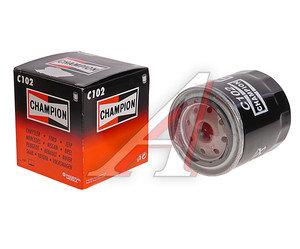 Фильтр масляный ВАЗ-2101 CHAMPION C102/606, COF100102S, 2101-1012005