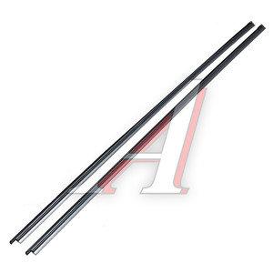 """Лента щетки стеклоочистителя 600мм 24"""" одиночный профиль (2шт.) Refill Single Edge Graphit ALCA AL-119, 119000"""