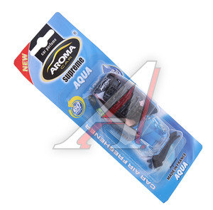 Ароматизатор на дефлектор жидкостный (аква) 8мл Car Supreme AROMA 92047, PH3238 \Aroma Car Supreme