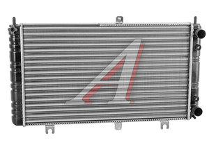 Радиатор ВАЗ-2170,2110-2112 алюминиевый (с 09.2006) ДААЗ 2170-1301012, 21700130101200, 21700-1301012-00