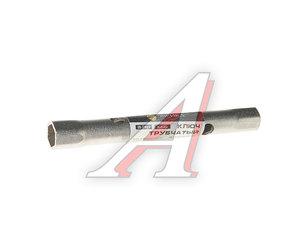 Ключ трубчатый 8х9мм ЭВРИКА ER-72809