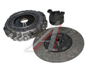 Сцепление ЯМЗ-238 лепестковое до 260л.с.(корзина,диск,муфта) ТМЗ РУБИН 182.1601090