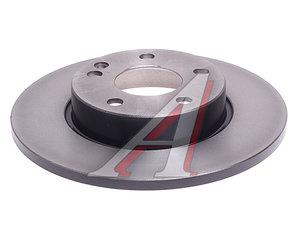 Диск тормозной MERCEDES A (W168,W169) передний (1шт.) TRW DF4383, A1694210012