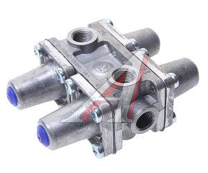 Клапан КАМАЗ защитный 4-х контурный НУР-ТЕХ 53205-3515400-10