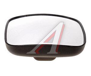 Зеркало боковое грузовой автомобиль основное сферическое без обогрева 243х243мм (универс.) КИТАЙ SL-1689, 15522