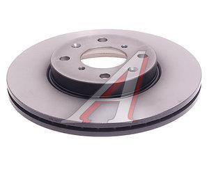 Диск тормозной SUZUKI Swift (04-10) передний (1шт.) TRW DF4824, 55311-62J00