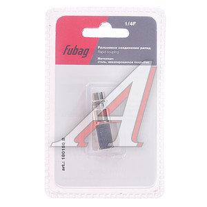 """Переходник для компрессора F1/4"""" быстросъемный штуцер внутренняя резьба FUBAG FUBAG 180150 B, 180150 B"""