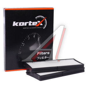 Фильтр воздушный салона KIA Spectra,Clarus,Shuma (2шт.) KORTEX KC0032, LA935/S, 0K2N1-6152X