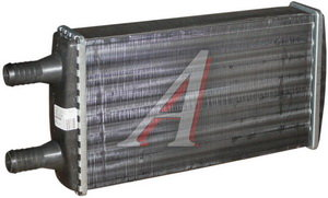 Радиатор отопителя ГАЗ-3302 Бизнес алюминиевый АВТОКОМПОНЕНТ (замена на код 634009) 2705-8101060