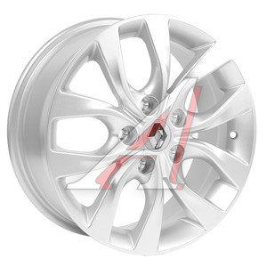 Диск колесный литой RENAULT Duster R16 RN112 S REPLICA 5х114,3 ЕТ50 D-66,1