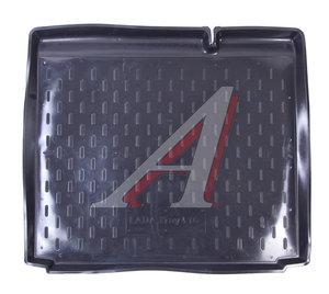 Коврик багажника ВАЗ-21179 Лада X-Ray нижней полки пластик ТП KAZ_XRAYn