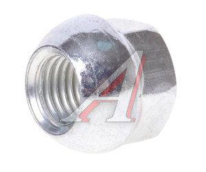 Гайка колеса М12х1.5х19 сфера открытая ключ 19мм RACING IMPORT-12х1.5СФЕРА