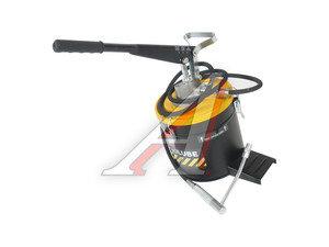 Нагнетатель смазки (солидолонагнетатель) ручной с емкостью 6кг, 4-9г/ход переносной PROLUBE PROLUBE PL-44284, PL-44284