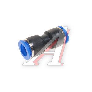Фитинг для пластиковых трубок 12x12мм ROCK FORCE RF-SPU12