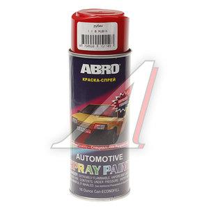 Краска рубин аэрозоль 473мл ABRO 110 ABRO, L0110,