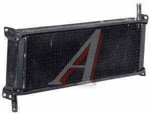 Радиатор масляный КРАЗ,МАЗ-5551,53371,5337 нижний 256Б-1013010-А
