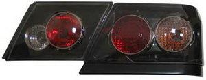 Фонарь задний ВАЗ-2115 PRO SPORT тонированный черный комплект RS-02622, 2114-3716010