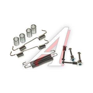 Ремкомплект BMW 1,3 (E81,E82,E88) колодок тормозных задних TRW SFK335, 34410410823