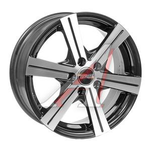 Диск колесный литой VW Polo Sedan SKODA Rapid R15 BD TECH Line 544 5x100 ЕТ38 D-57,1,