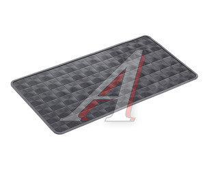 Коврик универсальный на панель приборов противоскользящий 27.5х13.5см клетка NOVA BRIGHT 39961,
