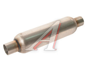 Искрогаситель универсальный L=400мм (внешн.d=90мм, внутр.d=45мм) FORTLUFT S45400AL
