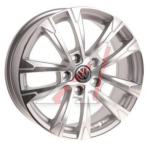 Диск колесный литой VW Golf,Jetta (05-) R16 VW137 SF REPLICA 5х112 ЕТ50 D-57,1