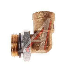 Соединитель трубки ПВХ,полиамид d=12мм (наружная резьба) М22х1.5 угольник CAMOZZI 9502 12-M22X1.5, 893 821 950 0