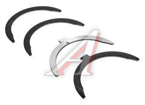 Полукольцо опорное коленвала ЗИЛ-130 комплект 130-1005186/87, 130-1005186