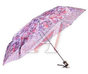 Зонт женский 3 сложения ТРИ СЛОНА 274200-100, 100,