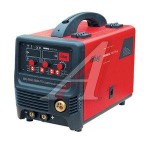 Аппарат сварочный 7.9кВт 20-200А d=0.6-1мм полуавтомат (с горелкой) FUBAG FUBAG INMIG 200 PLUS, 68044.1