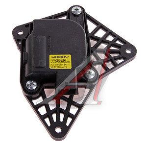 Мотор-редуктор ВАЗ-2170 управления отопителем 2170-812700-01, AB390M6000 D266-SC8AA, 21700-8127200-00
