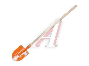 Лопата штыковая с черенком 1400мм цветная ARCHIMEDES 91807