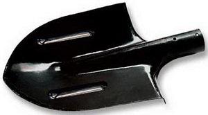 Лопата штыковая без черенка с ребром жесткости 61421